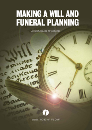 Making a Will and Funeral Planning